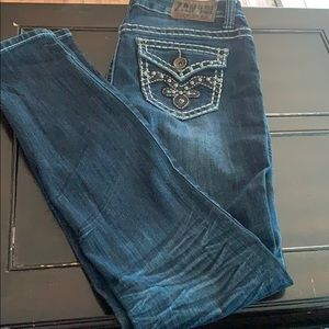 Jeans with Pocket detailed